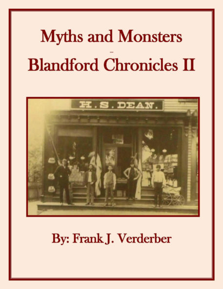 The Blandford Chronicles II - Myths and Monsters